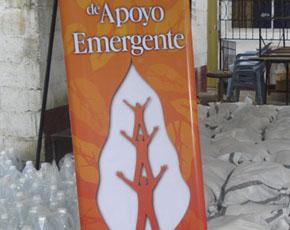 AYUDA DE EMERGENCIA PARA FAMILIAS DE ORO Y GUAYAS EN ECUADOR
