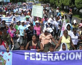 FORTALECIMIENTO DE LAS ORGANIZACIONES DE MUJERES DEL SECTOR RURAL Y LA FRONTERA DE LA PROVINCIA DE SUCUMBÍOS