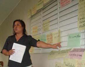 MEJORA DE LA CALIDAD Y EFICACIA DEL PROGRAMA SICAR DE INTERVENCIÓN SOCIAL CON MUJERES VÍCTIMAS DE EXPLOTACIÓN SEXUAL Y LUCHA CONTRA LA TRATA EN REPÚBLICA DOMINICANA MEDIANTE LA RENOVACIÓN DEL EQUIPAMIENTO DE LOS TALLERES DE INSERCIÓN LABORAL, EL REFUERZO