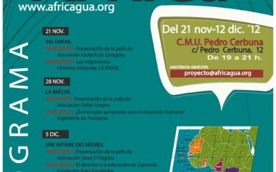CICLO DE CINE AFRICa