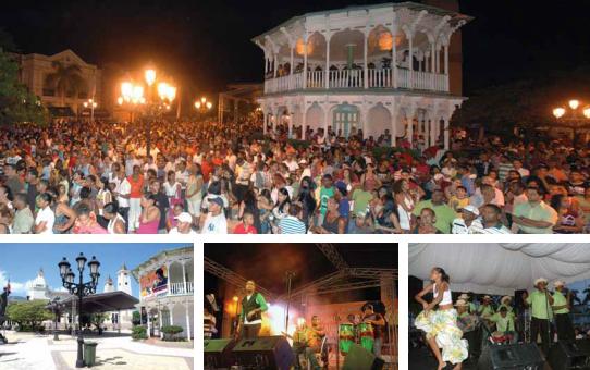 FESTIVAL DE LA RESTAURACION  2012