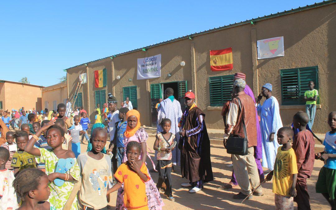 Facilitar una educación de calidad en Loboudou
