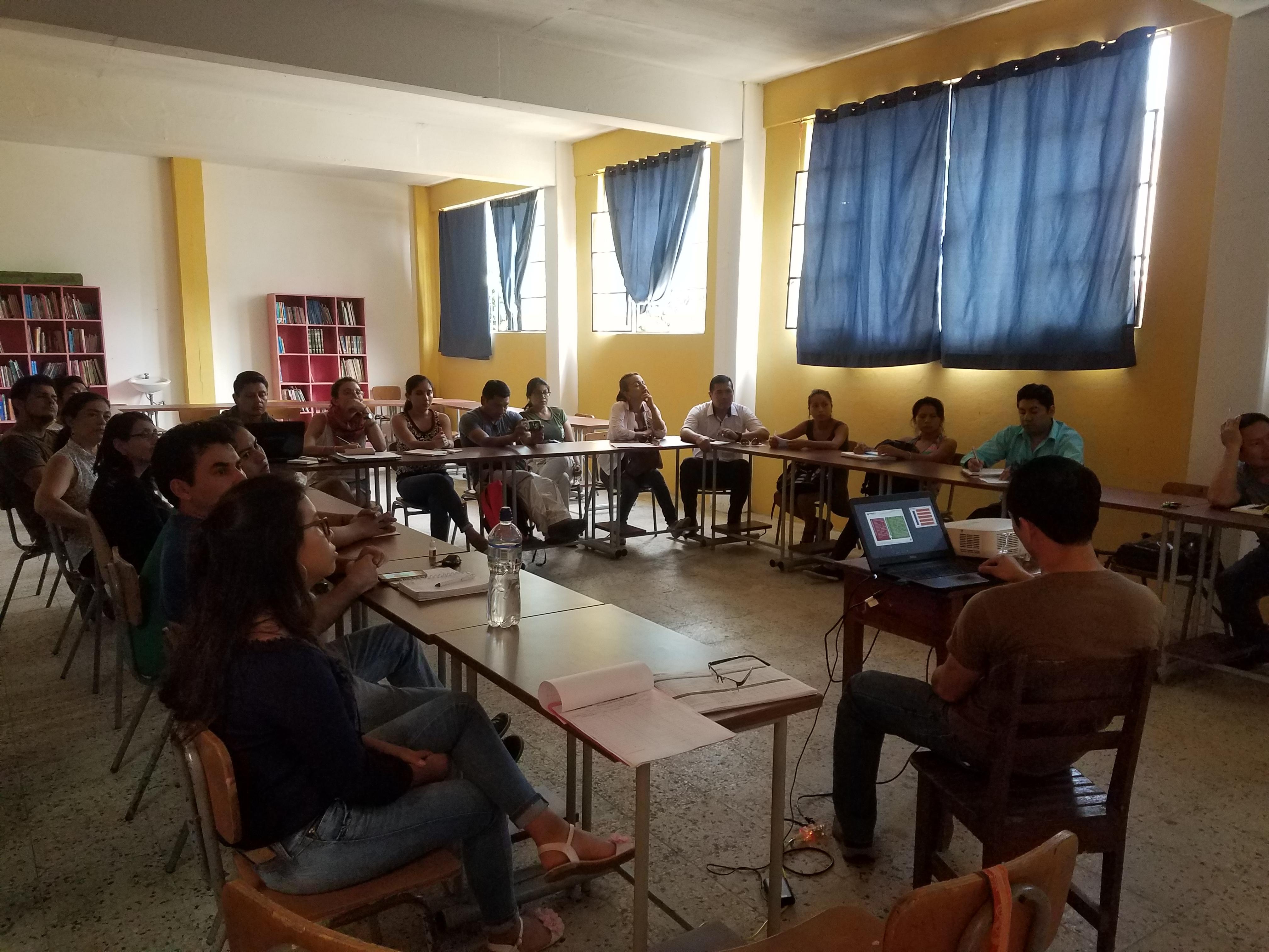 Fortalecimiento de las capacidades locales de productoras y productores de cacao del cantón Quinindé