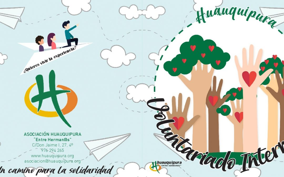Programa de voluntariado internacional 2019