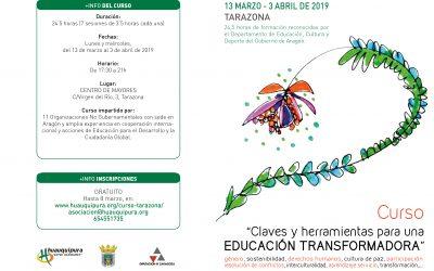 Curso «Claves y herramientas para una Educación transformadora»