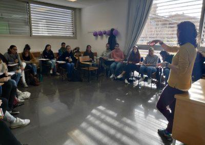 Formación de voluntariado para la transformación social