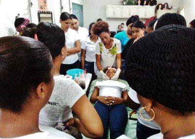 Protección a mujeres víctimas de trata y explotación sexual