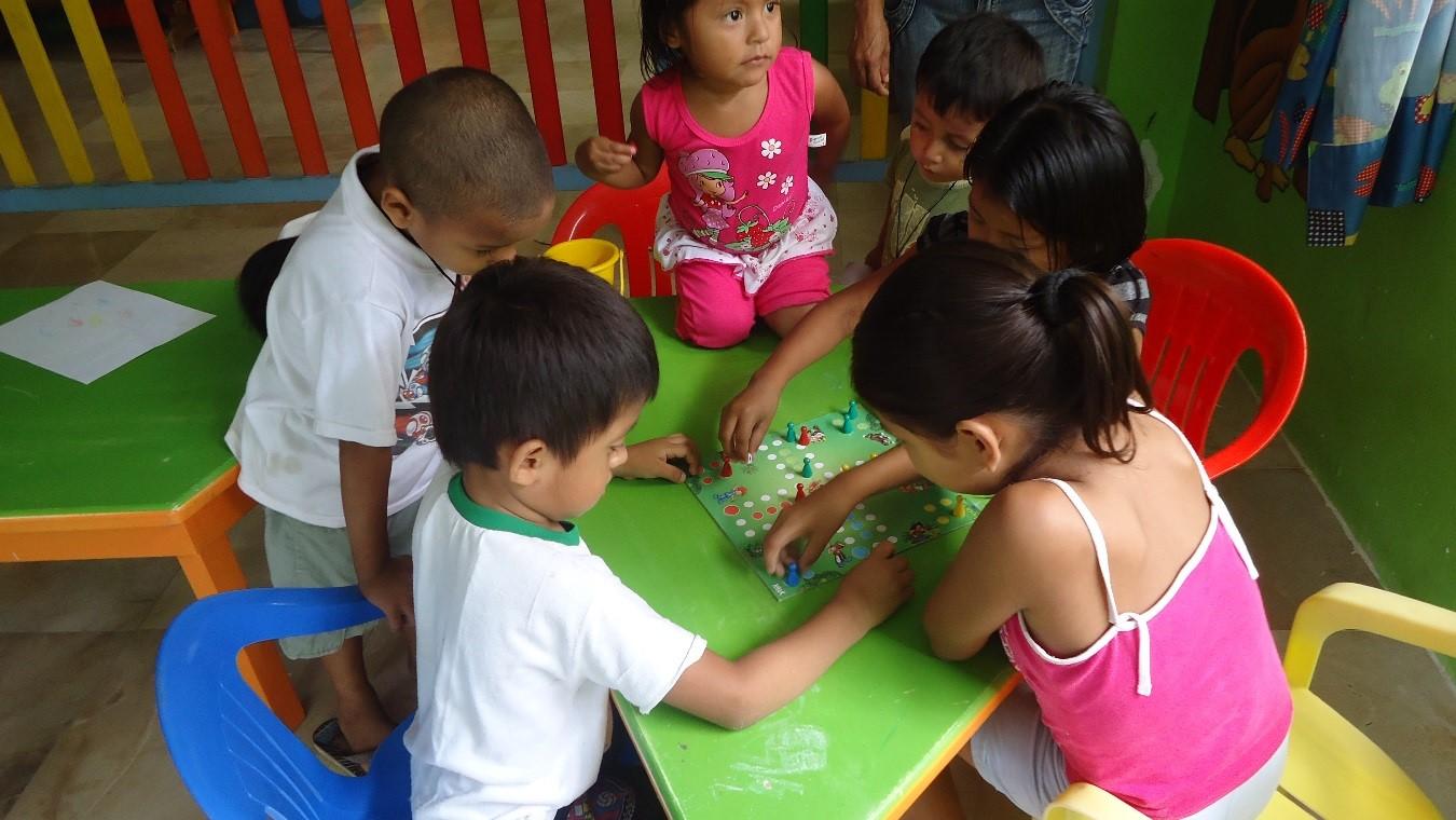 Atención a infancia víctima de violencia intrafamiliar