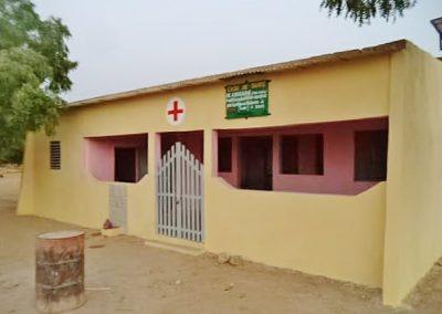 Atención sanitaria materno-infantil (Korkadie-Guédé Village)