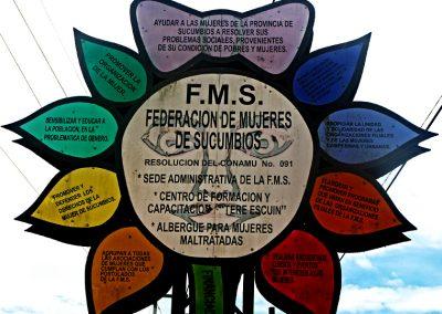 Promoción de la autonomía económica de mujeres rurales de Sucumbíos