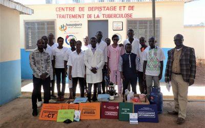 Finalizado proyecto de salud en Costa de Marfil