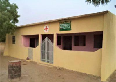 Centro de Salud Korkadie