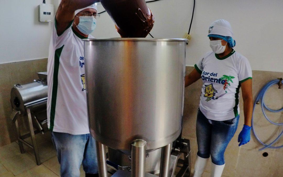Producción de lácteos para el fortalecimiento económico y social