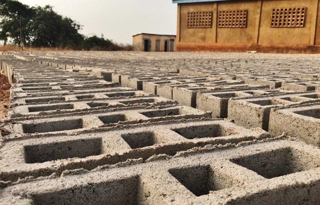 Mejora de las condiciones de salubridad en la comunidad de Sononzo