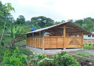 Mejora de la calidad de vida y reducción de la deforestación en la Reserva de Biosfera Yasuní