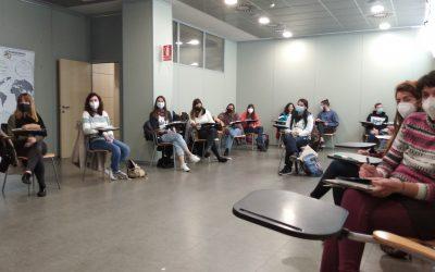 Inicio del curso de Voluntariado Internacional 2021