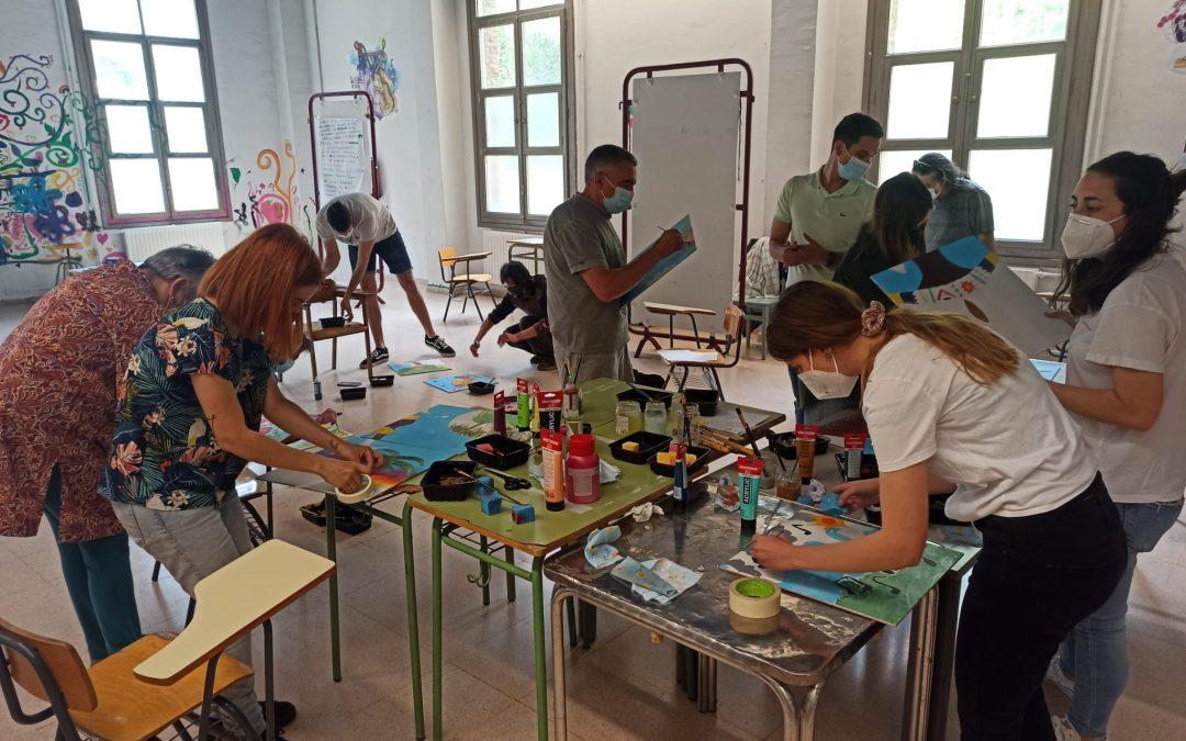 Jornada lúdica y de aprendizaje con el voluntariado