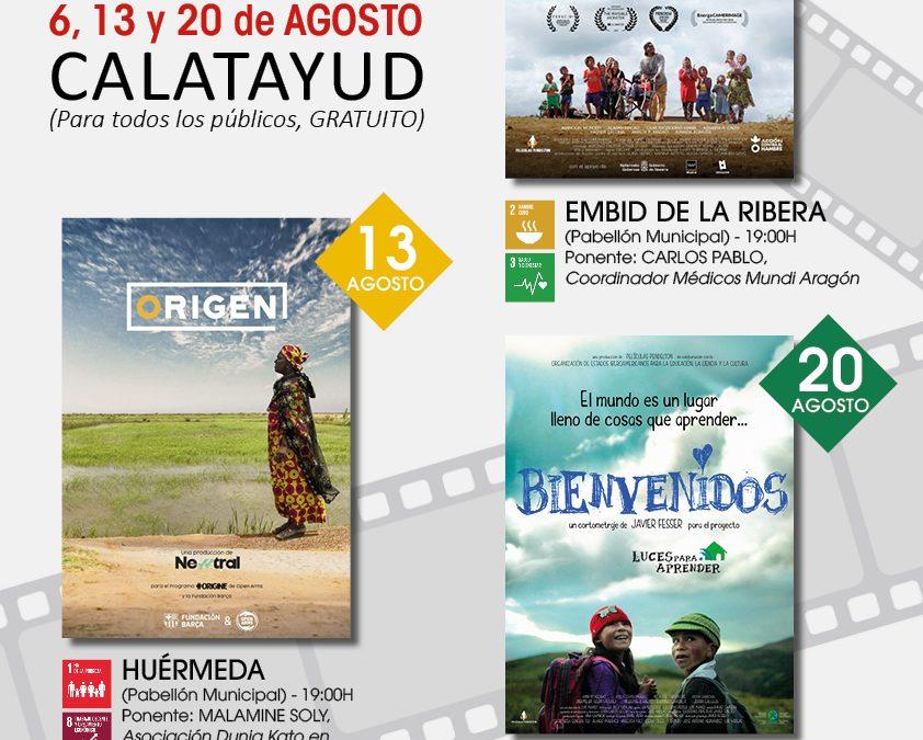 Cine fórum sobre ODS para tardes de verano